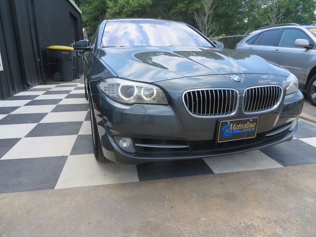 2012 BMW 528i xDrive Charlotte-Matthews, North Carolina 20