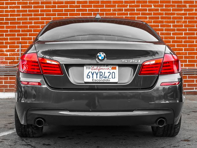 2012 BMW 535i M-Sport Burbank, CA 3