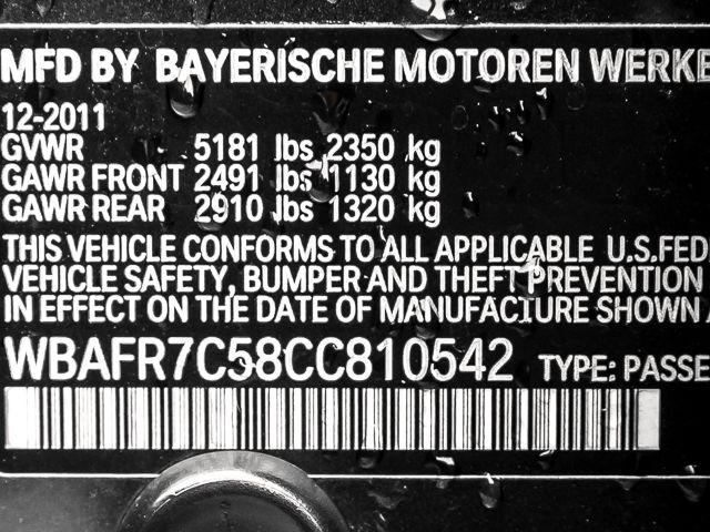 2012 BMW 535i M-Sport Burbank, CA 31