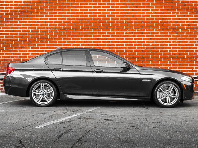 2012 BMW 535i M-Sport Burbank, CA 4
