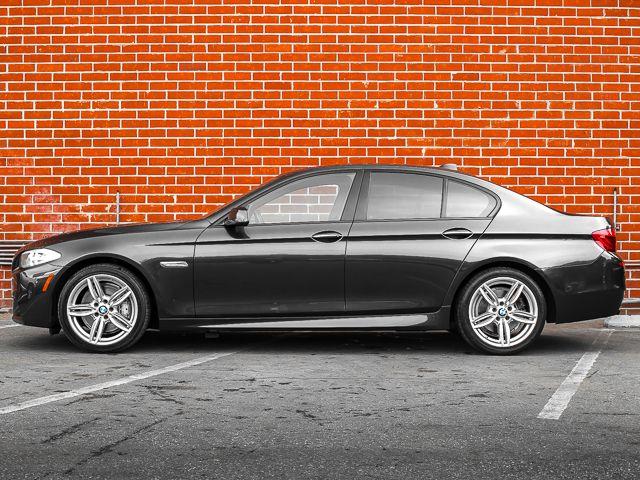 2012 BMW 535i M-Sport Burbank, CA 5