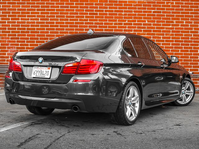 2012 BMW 535i M-Sport Burbank, CA 6