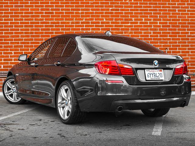 2012 BMW 535i M-Sport Burbank, CA 7