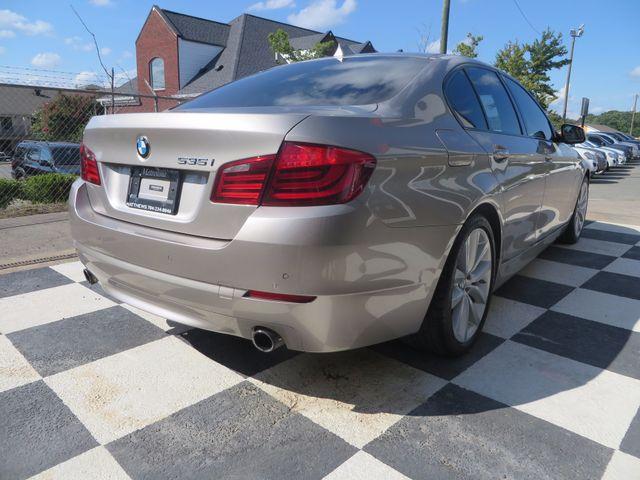 2012 BMW 535i Charlotte-Matthews, North Carolina 24