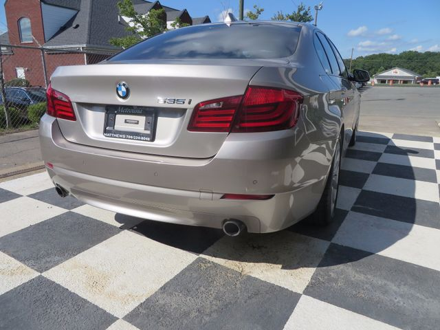 2012 BMW 535i Charlotte-Matthews, North Carolina 25