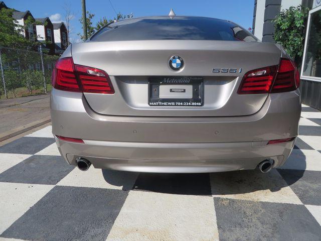 2012 BMW 535i Charlotte-Matthews, North Carolina 26