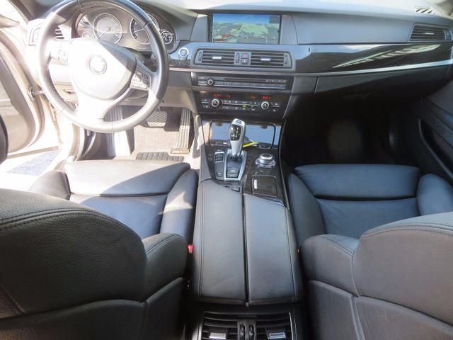 2012 BMW 535i Charlotte-Matthews, North Carolina 7