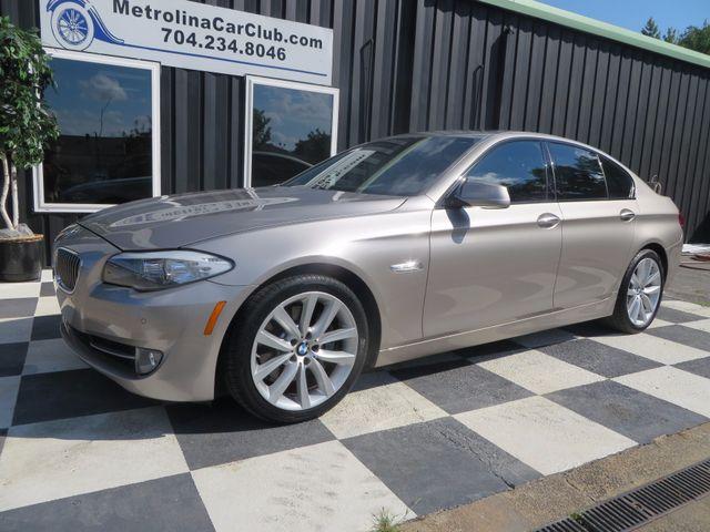 2012 BMW 535i Charlotte-Matthews, North Carolina 2