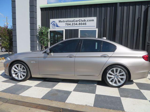 2012 BMW 535i Charlotte-Matthews, North Carolina 9