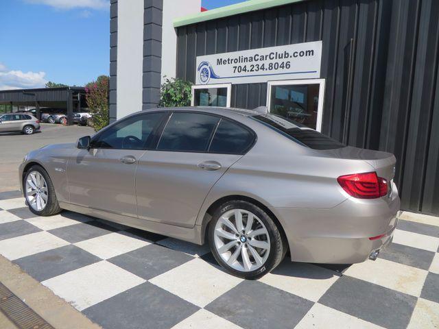2012 BMW 535i Charlotte-Matthews, North Carolina 10