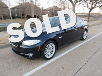 2012 BMW 535i NAV/ROOF/LOW MILES Farmers Branch, TX
