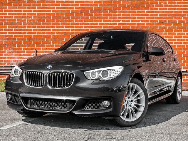 2012 BMW 535i Gran Turismo M-Sport Burbank, CA 0