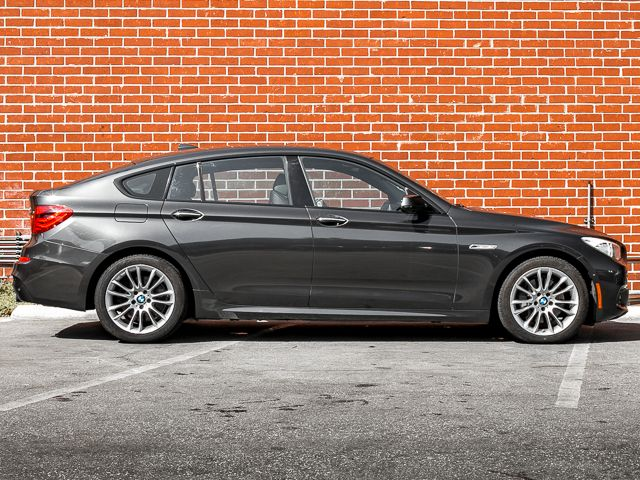 2012 BMW 535i Gran Turismo Burbank, CA 4