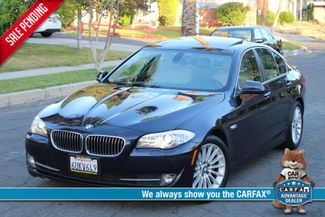 2012 BMW 535i PREMIUM/SPORTS PKG ONLY 79K MLS NAVIGATION BLUETOOTH XENON Woodland Hills, CA