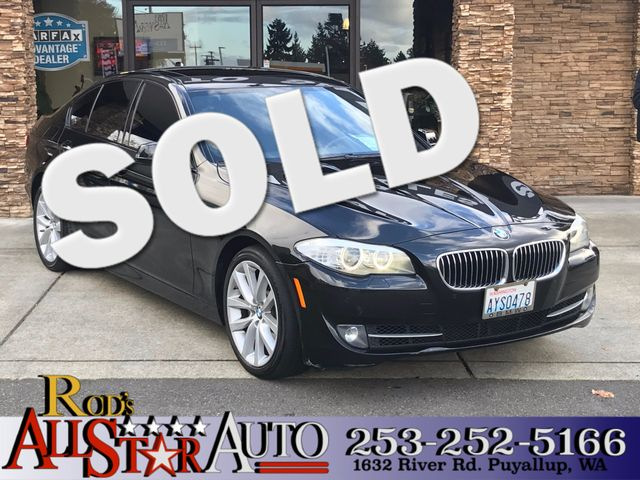 2012 BMW 535i The CARFAX Buy Back Guarantee that comes with this vehicle means that you can buy wi