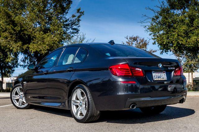 2012 BMW 535i 6SPD MANUAL - M-SPORT - NAVI - TECH PKG Reseda, CA 4
