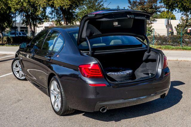 2012 BMW 535i 6SPD MANUAL - M-SPORT - NAVI - TECH PKG Reseda, CA 12
