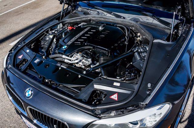 2012 BMW 535i 6SPD MANUAL - M-SPORT - NAVI - TECH PKG Reseda, CA 39