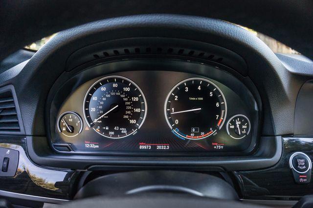 2012 BMW 535i 6SPD MANUAL - M-SPORT - NAVI - TECH PKG Reseda, CA 18