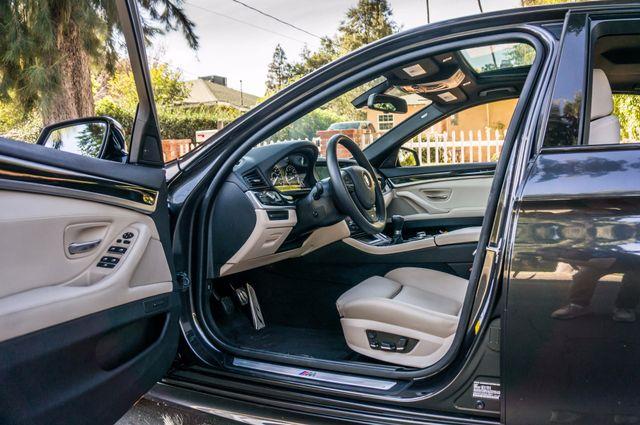 2012 BMW 535i 6SPD MANUAL - M-SPORT - NAVI - TECH PKG Reseda, CA 15