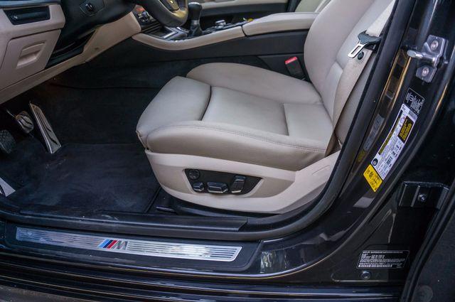 2012 BMW 535i 6SPD MANUAL - M-SPORT - NAVI - TECH PKG Reseda, CA 16