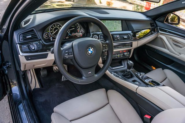 2012 BMW 535i 6SPD MANUAL - M-SPORT - NAVI - TECH PKG Reseda, CA 17