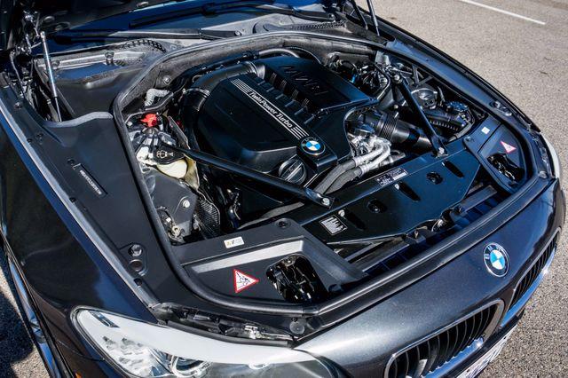 2012 BMW 535i 6SPD MANUAL - M-SPORT - NAVI - TECH PKG Reseda, CA 40