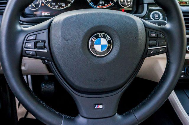 2012 BMW 535i 6SPD MANUAL - M-SPORT - NAVI - TECH PKG Reseda, CA 21