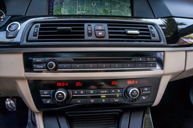 2012 BMW 535i 6SPD MANUAL - M-SPORT - NAVI - TECH PKG Reseda, CA 28