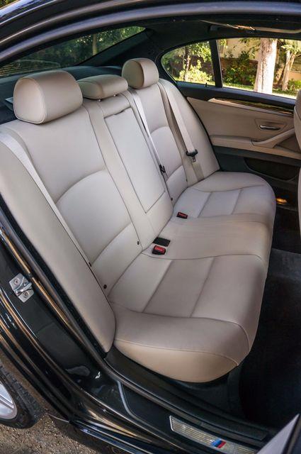 2012 BMW 535i 6SPD MANUAL - M-SPORT - NAVI - TECH PKG Reseda, CA 33