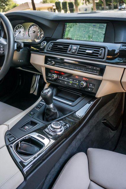 2012 BMW 535i 6SPD MANUAL - M-SPORT - NAVI - TECH PKG Reseda, CA 22