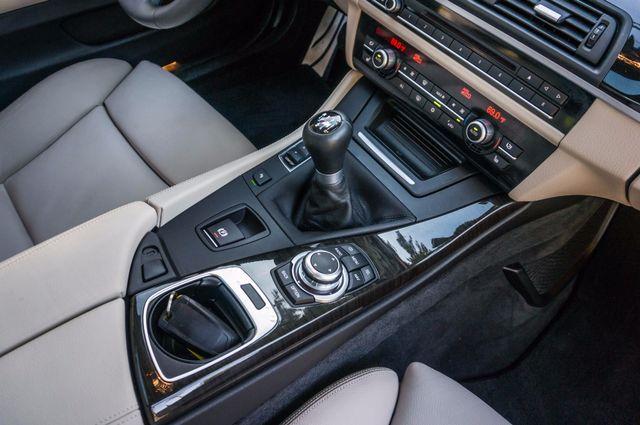 2012 BMW 535i 6SPD MANUAL - M-SPORT - NAVI - TECH PKG Reseda, CA 29