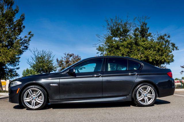 2012 BMW 535i 6SPD MANUAL - M-SPORT - NAVI - TECH PKG Reseda, CA 8