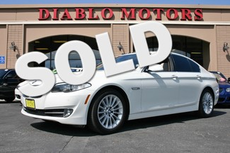 2012 BMW 535i Premium Pkg w Navi San Ramon, California