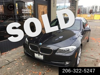 2012 BMW 535i Sport Technology Premium Cold Weather Premium Sound Packages Save $40,620 From New  in Seattle,