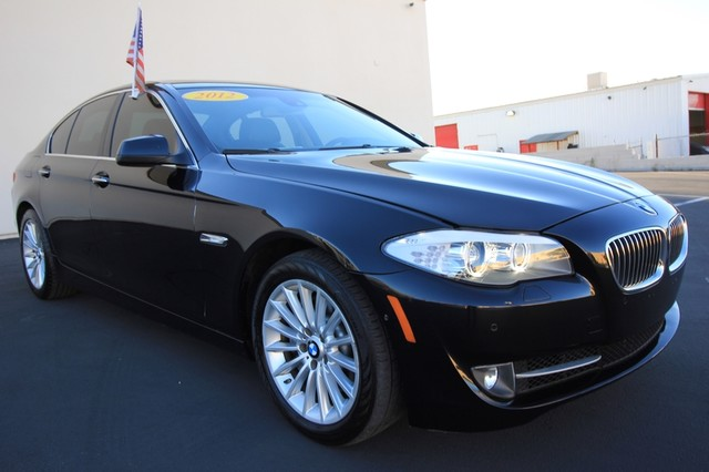 2012 BMW 535i*TWIN TURBO* LOW MI* SPORT PKG* MOONROOF LEATHER* LOGIC* LNE DPRT* BACK UP* HEATED* WOW Las Vegas, Nevada 2