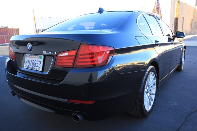 2012 BMW 535i*TWIN TURBO* LOW MI* SPORT PKG* MOONROOF LEATHER* LOGIC* LNE DPRT* BACK UP* HEATED* WOW Las Vegas, Nevada 4