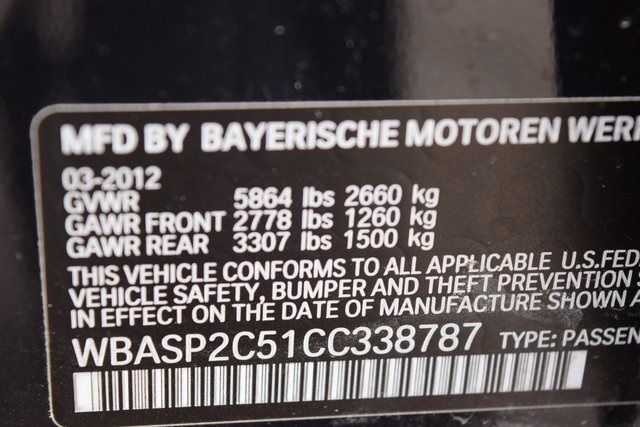2012 BMW 535i xDrive Gran Turismo 535i xDrive Gran Turismo Richmond Hill, New York 36