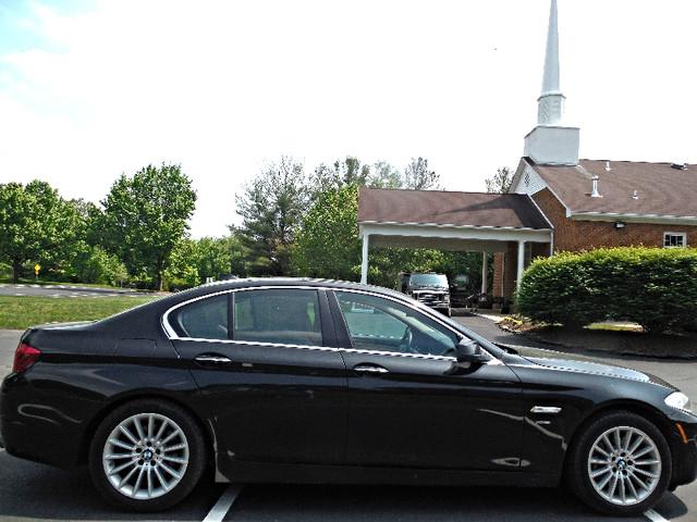 2012 BMW 535i xDrive Leesburg, Virginia 4