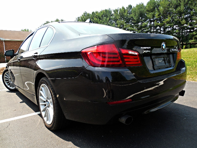 2012 BMW 535i xDrive Leesburg, Virginia 3