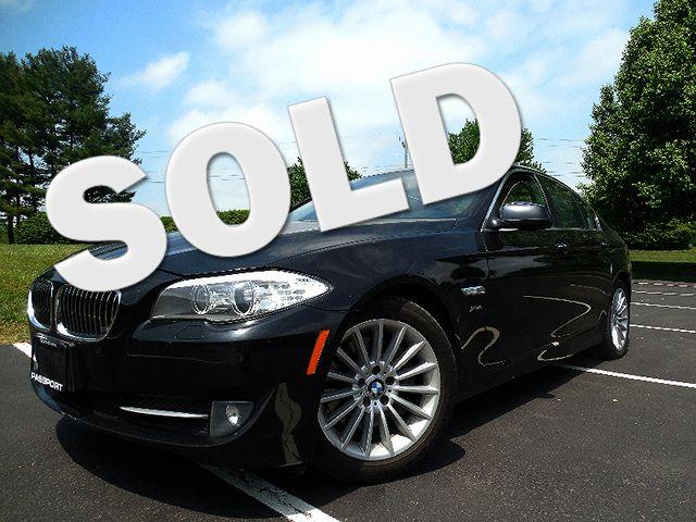 2012 BMW 535i xDrive Leesburg, Virginia 0
