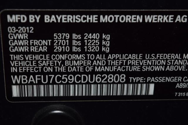 2012 BMW 535i xDrive 4dr Sdn 535i xDrive AWD Richmond Hill, New York 24