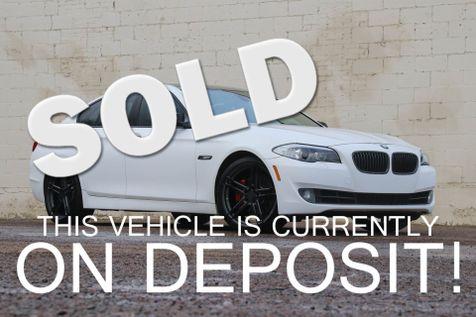 2012 BMW 535xi xDrive AWD Luxury Sports Car w/20-Inch Rims, Navigation & Tech Pkg in Eau Claire