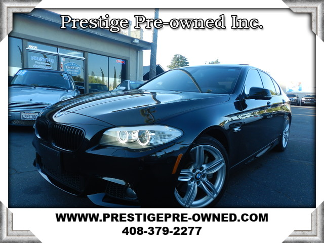 2012 BMW 550i   in Campbell CA