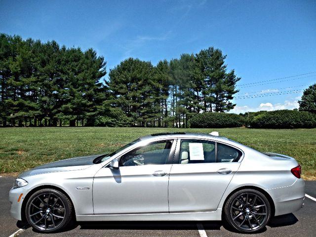 2012 BMW 550i Leesburg, Virginia 4