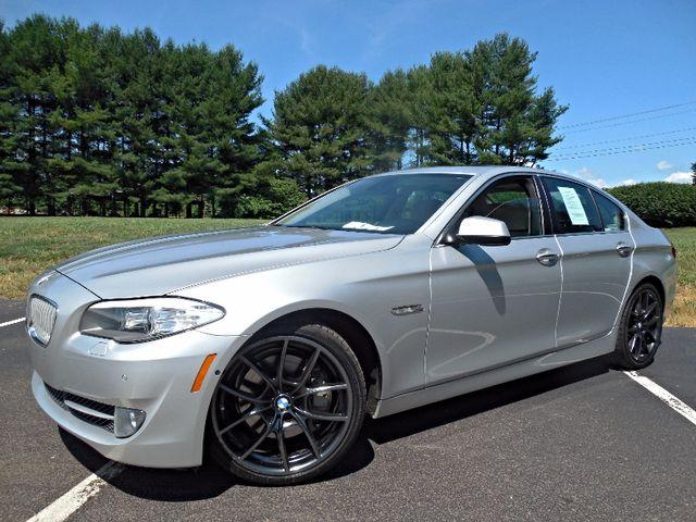 2012 BMW 550i Leesburg, Virginia 1
