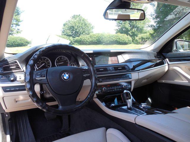 2012 BMW 550i Leesburg, Virginia 12