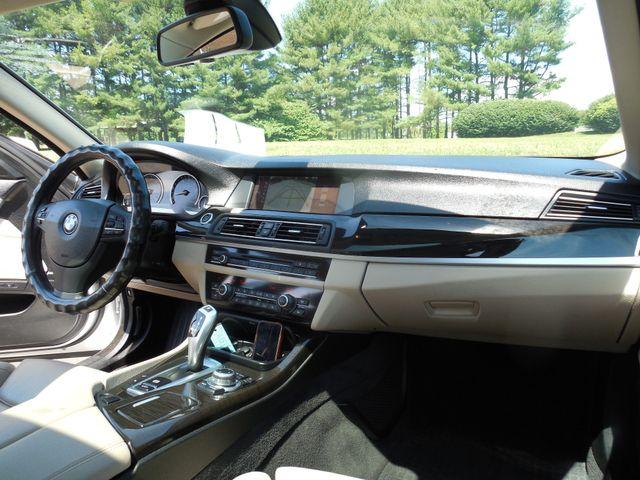 2012 BMW 550i Leesburg, Virginia 14