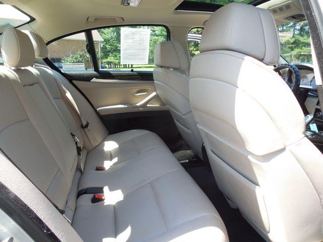 2012 BMW 550i Leesburg, Virginia 10