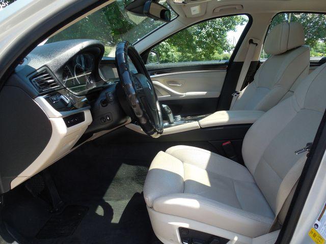 2012 BMW 550i Leesburg, Virginia 16